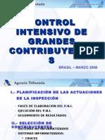 Control Intensivo de Grandes Contribuyentes - España