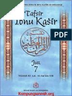tafsir-ibnu-katsir-juz-7