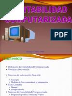 Presentacion contabilidad computarizada