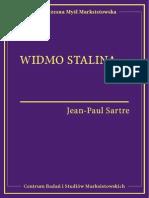 Jean-Paul Sartre - Widmo Stalina.pdf