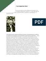 Michel Foucault Los Espacios Otros