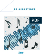 Guide Acoustique