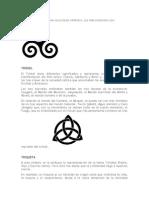 La tradición celta tiene sus propios símbolos