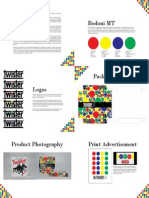 Product Redesign 6 Pages