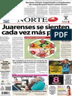 Periódico Norte edición impresa día 8 de marzo 2014