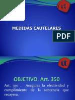 Medidas Cautelares JUICIO CIVIL