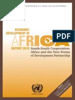 Relatório UNCTAD 2010 - Desenvolvimento economico na África CSS