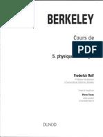Berkeley - Physique Statistique - F Reif