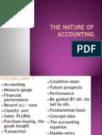 3. Godina -The Nature of Accounting - Unit 3