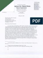 Alberto Gonzales Files - judiciary house gov-dojnsa