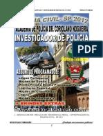 03 - MÓDULO DE DIREITO PENAL E DIREITO PROCESSUAL PENAL  - INVESTIGADOR DE POLÍCIA CIVIL SP 2012