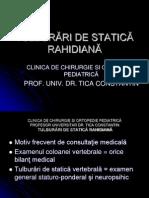 Tulburari de Statica Rahidiana[1]