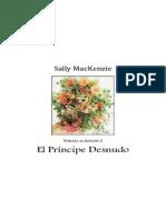 Sally Mackenzie - Nobleza Al Desnudo 8 - El Principe Desnudo