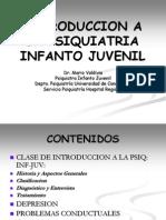 Clase v Infanto-juvenil M. Valdivia