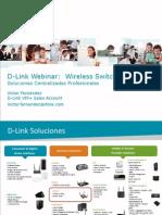 D-Link Webinar Wireless Switch 190214