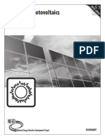Photovoltaics Student Guide