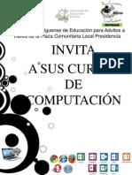 Cursos de Computación