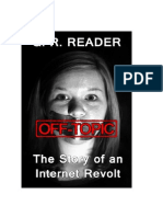 Off-Topic - The Story of an Internet Revolt by G.R. Reader