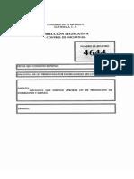 Ley de Promocion de Inversion y Empleo