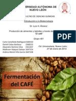 Biotecnologia, Cafe