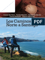 Caminos Del Norte CAST