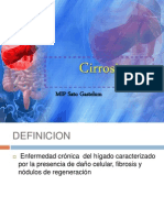 Cirrosis Internado