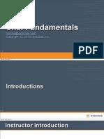 Chef Fundamentals v1.1.3