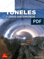 Tuneles y Obras Subterráneas - Sika.pdf