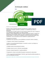 A importância da formação contínua - F.Perrenoud