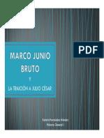 Unidad 7 Marco Junio Bruto - Katerin Hernández