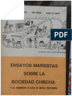 Estudios Marxistas a Chibchas
