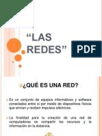 Las Redes Tics.