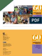 60 buenas prácticas de aprendizaje servicio (Inventario de experiencias educativas con finalidad social)