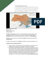 Qué pasa en Ucrania y por qué Rusia desplegó sus tropas.docx