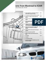 BMW Map Mirabel En