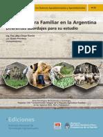 La Agricultura Familiar en La Argentina. Diferentes Abordajes Para Su Estudio_INTA