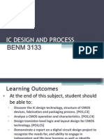 Chapter 1 - Introduction to IC Design