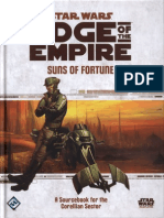 Edge of the Empire - Suns of Fortune (SWE07)