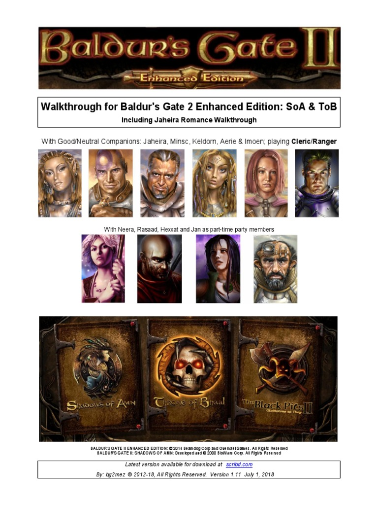 witcher 2 enhanced edition guide pdf