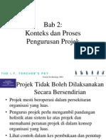 Fasa Projek Dan Kitar Hayat Projek-Bab 2