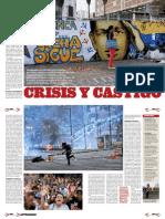 Crisis y castigo