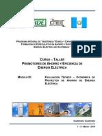 009 Evaluacion Tecnico  Economica