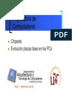 Transparencias Chipset-placas Base