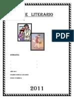 Modelo de Analisis Literario Para Novela