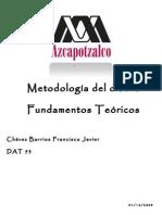 SíntesisMetodologíaDelDiseñoFundamentosTeóricos