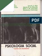 Psicologia Social - O Homem Em Movimento