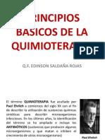 001- Principios Basicos de La Quimioterapia