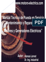 Manual de Mantenimiento 2006 Www.motors-electrics