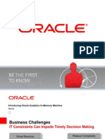 Introduction to Oracle Exalytics External Bigdatasummit