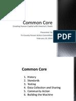 Common Core Pptppdf